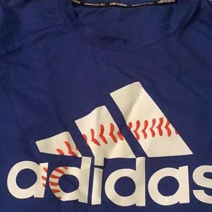 Adidas T-shirt (size L)